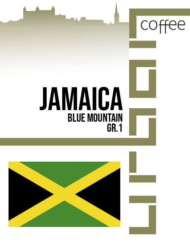 Jamaica Blue Mountain gr. 1