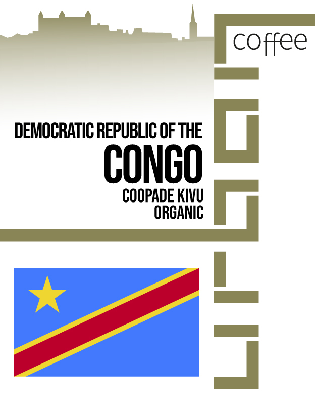 Democtratic Republic of the Congo Coopade Kivu Organic